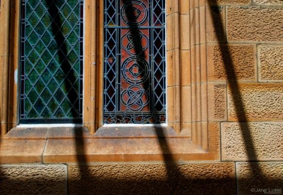 University Window, Glebe