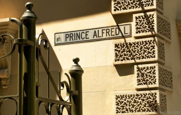 Prince and Shadows, Adelaide