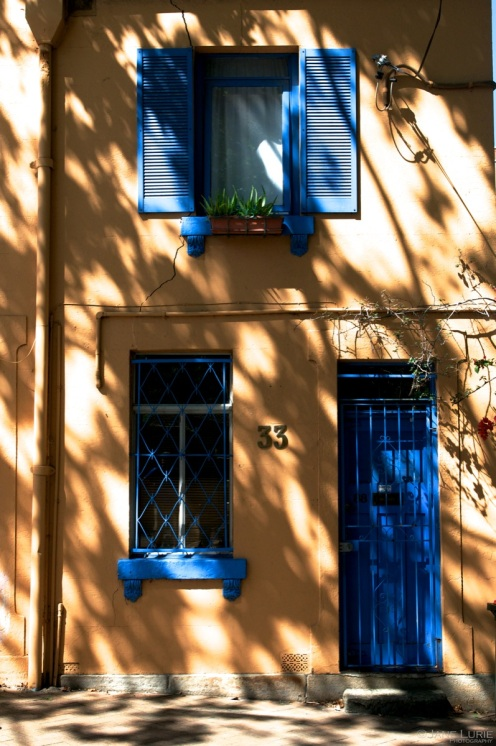 Blue and Orange, Surry Hills
