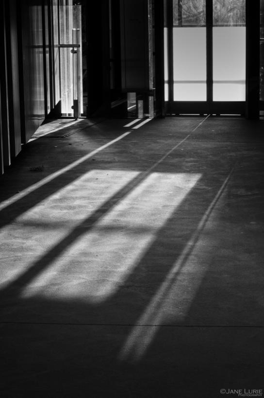 Door Shadows, Darling Harbor