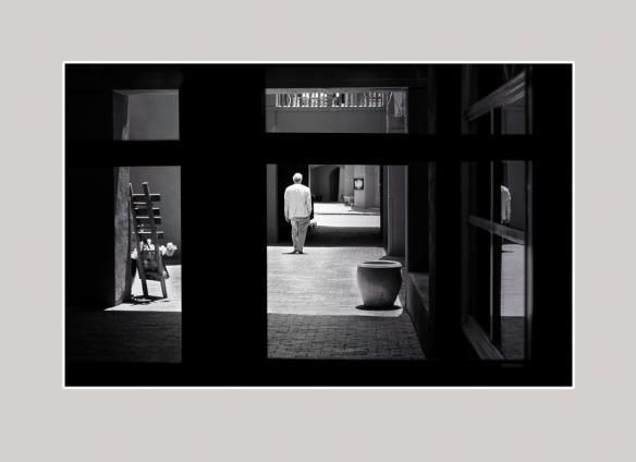 Santa Fe Doorway 2014